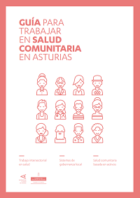 Guía breve para trabajar en Salud Comunitaria en Asturias / Observatorio de Salud en Asturias